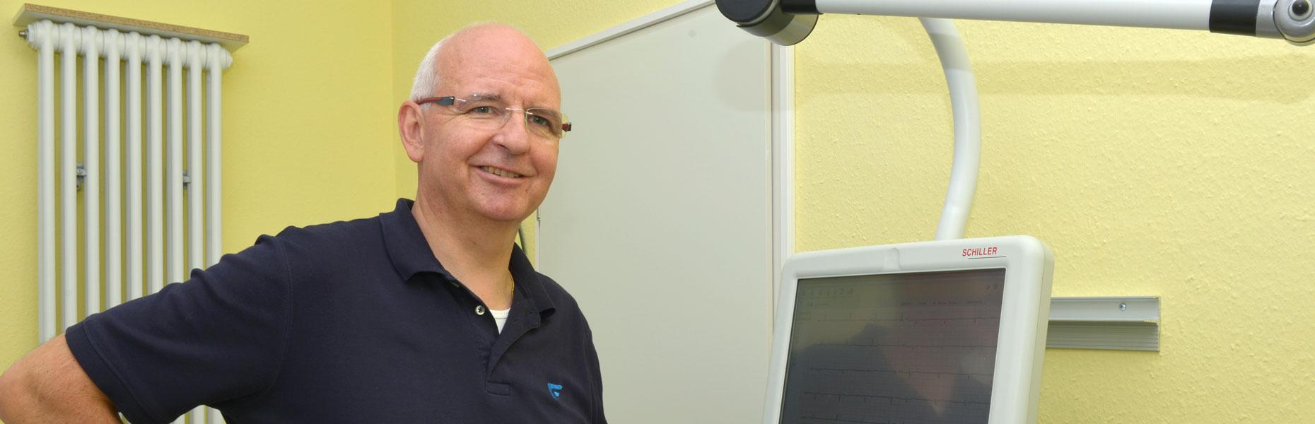 Praxis Freund Arzt für Innere- und Allgemeinmedizin